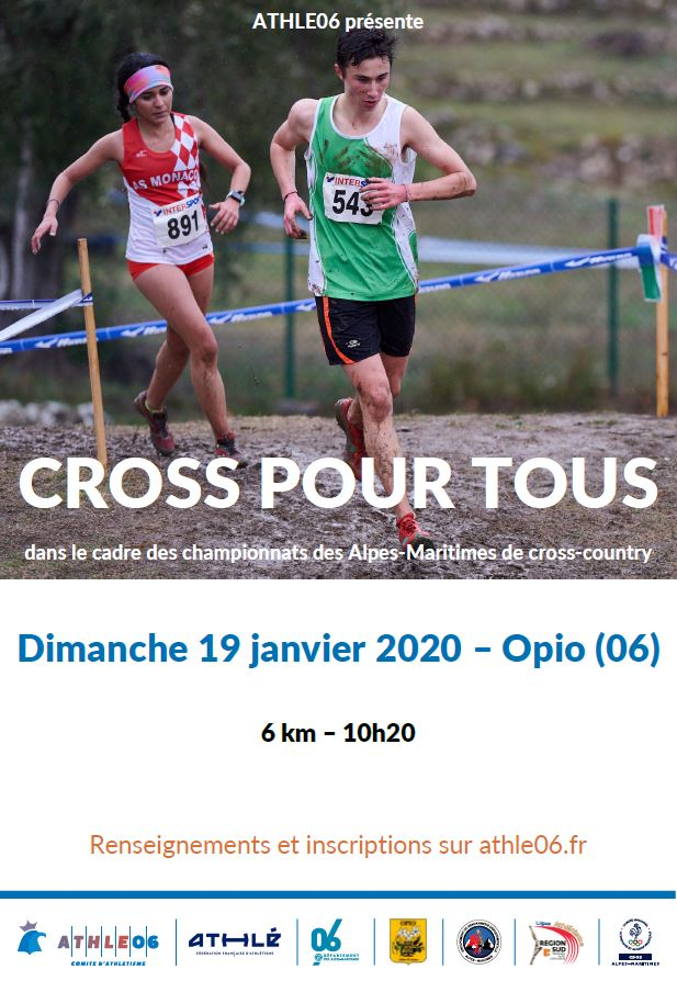 Calendrier Cross Country 2020.Cdr06 Commission Departementale Des Running Des Alpes